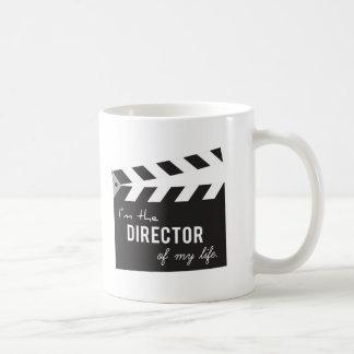 Zitieren Sie, Direktor meines Lebens, Kaffeetasse