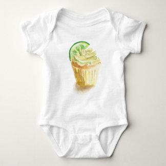 Zitronen-Kuchen-Sammlung Baby Strampler