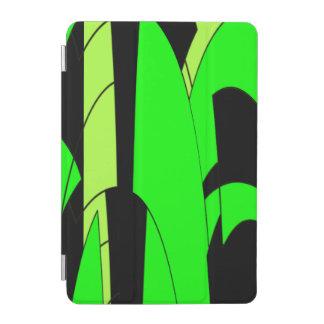 Zitronen-Limone abstrakte Kunst iPad Mini Cover