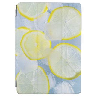 Zitroneneissoda-Getränkphotographie des Sommers iPad Air Hülle