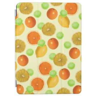 Zitrusfrucht-Pop iPad Air Cover