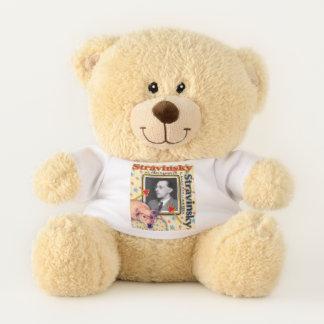 ZoeSPEAK - Stravinsky Teddybär