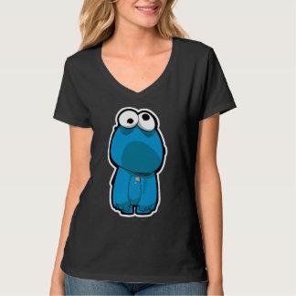 Zombi de monstre de biscuit tee-shirt