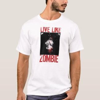 ZOMBIE-APOKALYPSE-T-SHIRT LINIE T-Shirt