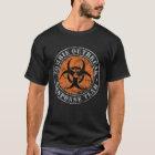 Zombie-Ausbruch-Warteteam 2 T-Shirt