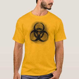 Zombie-Biogefährdung-T - Shirt