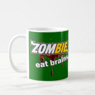 Zombie! Essen Sie Gehirne! Kaffeetasse