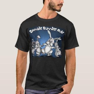 Zombie-Häschen! - Besonders angefertigt T-Shirt