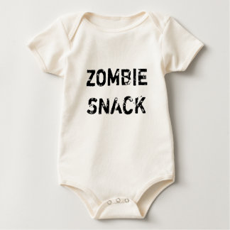 Zombie-Imbiss Baby Strampler