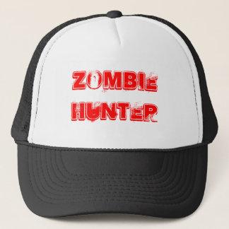 """Zombie-Jäger"" Fernlastfahrerhut Truckerkappe"