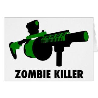 Zombie-Mörder Karte