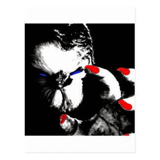 Zombie-Mörder - Xanox, Vor-Menschlich Postkarte