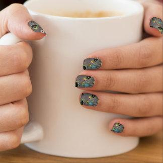 Zombie-Nagel-Kunst Minx Nagelkunst
