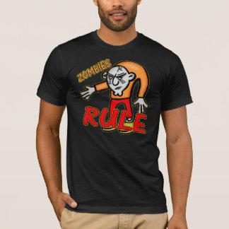Zombie-Regel-T - Shirts