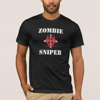ZOMBIE-SCHARFSCHÜTZE T - Shirt (Ver 4)