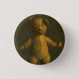 Zombie-Teddybär-Knopf Runder Button 3,2 Cm