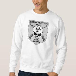 Zombie-Warteteam: Austin-Abteilung Sweatshirt