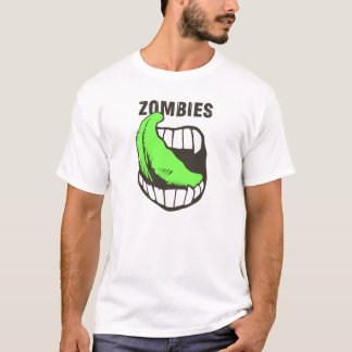 Zombie-Zunge T-Shirt