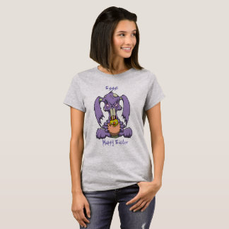 Zombiehäschen-Lieben Egggs T-Shirt