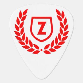 Zombiehockey-Plektrum Gitarren-Pick