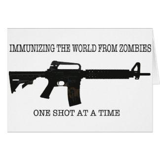 Zombieimmunisierungen Karte