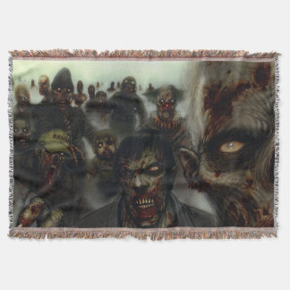 Zombies, die für Sie kommen Decke
