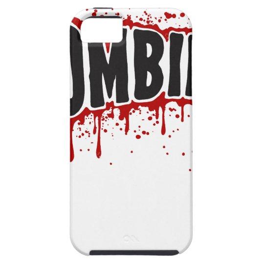 Zombies hassen Schnellimbiß iPhone 5 Schutzhüllen