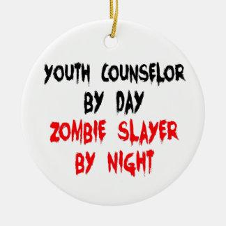 Zombieslayer-Jugend-Ratgeber Keramik Ornament