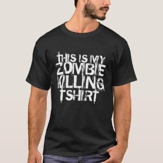 Zombietötung Tscheiße T-Shirt