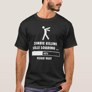 Zombietötungsfähigkeiten, die DK-Shirt laden T-Shirt
