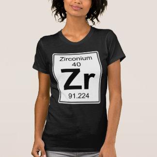 Zr - Zirkonium T-Shirt