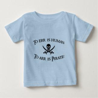 Zu Arr ist Pirat! Baby T-shirt