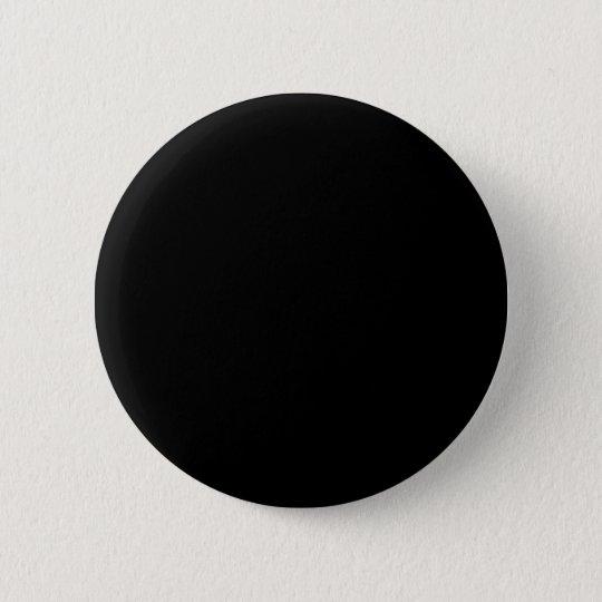 Zu personifizieren Ebenenschwarzes Runder Button 5,7 Cm