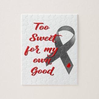 Zu süß - Diabetes-Band-Geschenk