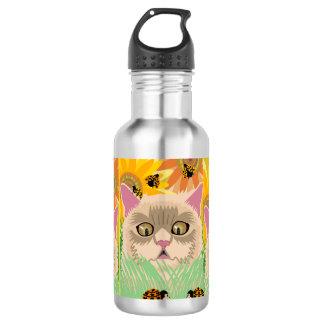 Zu viele Marienkäfer - Pastell Trinkflaschen