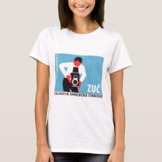 Zuc Kamera T-Shirt