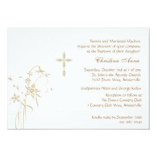 Zucker-und Gewürz-Einladung 12,7 X 17,8 Cm Einladungskarte