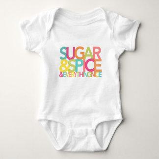 Zucker und Gewürz und alles Nizza Shirt