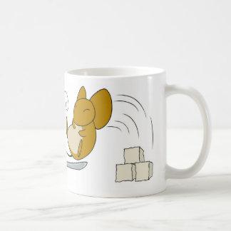 Zuckereile-Lieferungs-Tasse Kaffeetasse