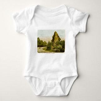 Zuckerhut-Felsen Mackinac Insel Michigan Baby Strampler