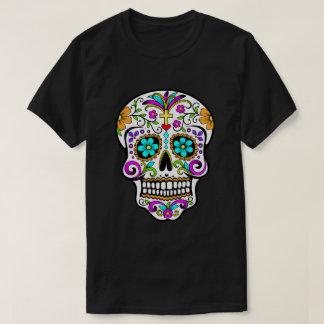 """Zuckerschädel """"Tag des toten"""" T - Shirt"""