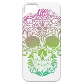 Zuckerschädel-Telefon-Kasten iPhone 5 Etui
