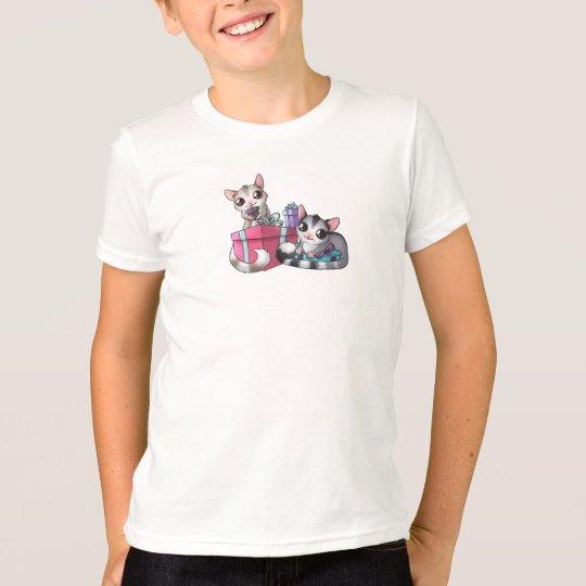Zuckersegelflugzeug mit Geschenk T-Shirt