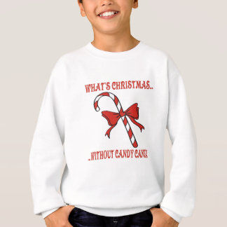 Zuckerstange-Shirt Sweatshirt