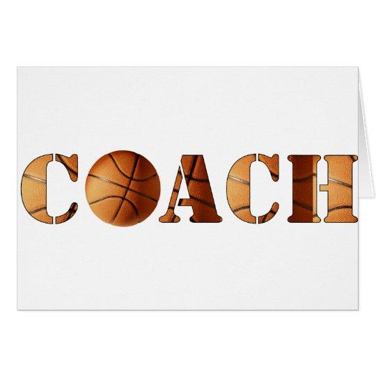 ZUG (Basketball) Grußkarte