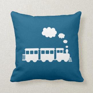 Zug-Wurfs-Kissen - wählen Sie Ihre Farbe aus! Kissen
