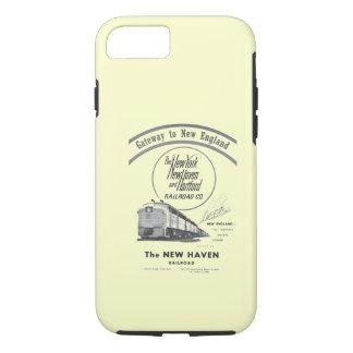 Zugang nach Neu-England, New-Haven Eisenbahn iPhone 8/7 Hülle
