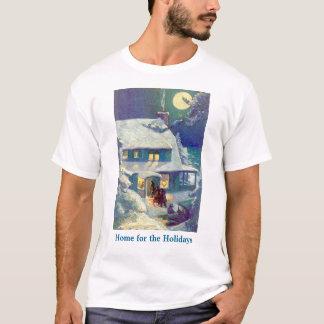 Zuhause für die Feiertage T-Shirt