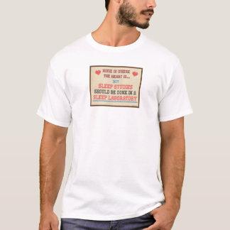 Zuhause ist, wo das Herz… ist T-Shirt