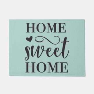 Zuhause-süße Zuhause-Tür-Matte Türmatte